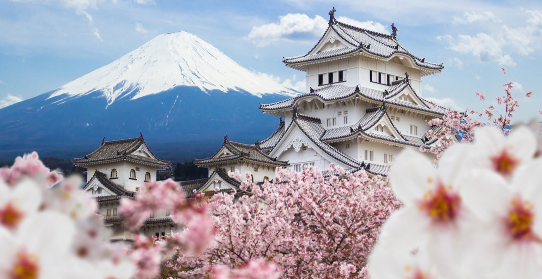 Travel to Japan and Experience the Far East – Around the Climate