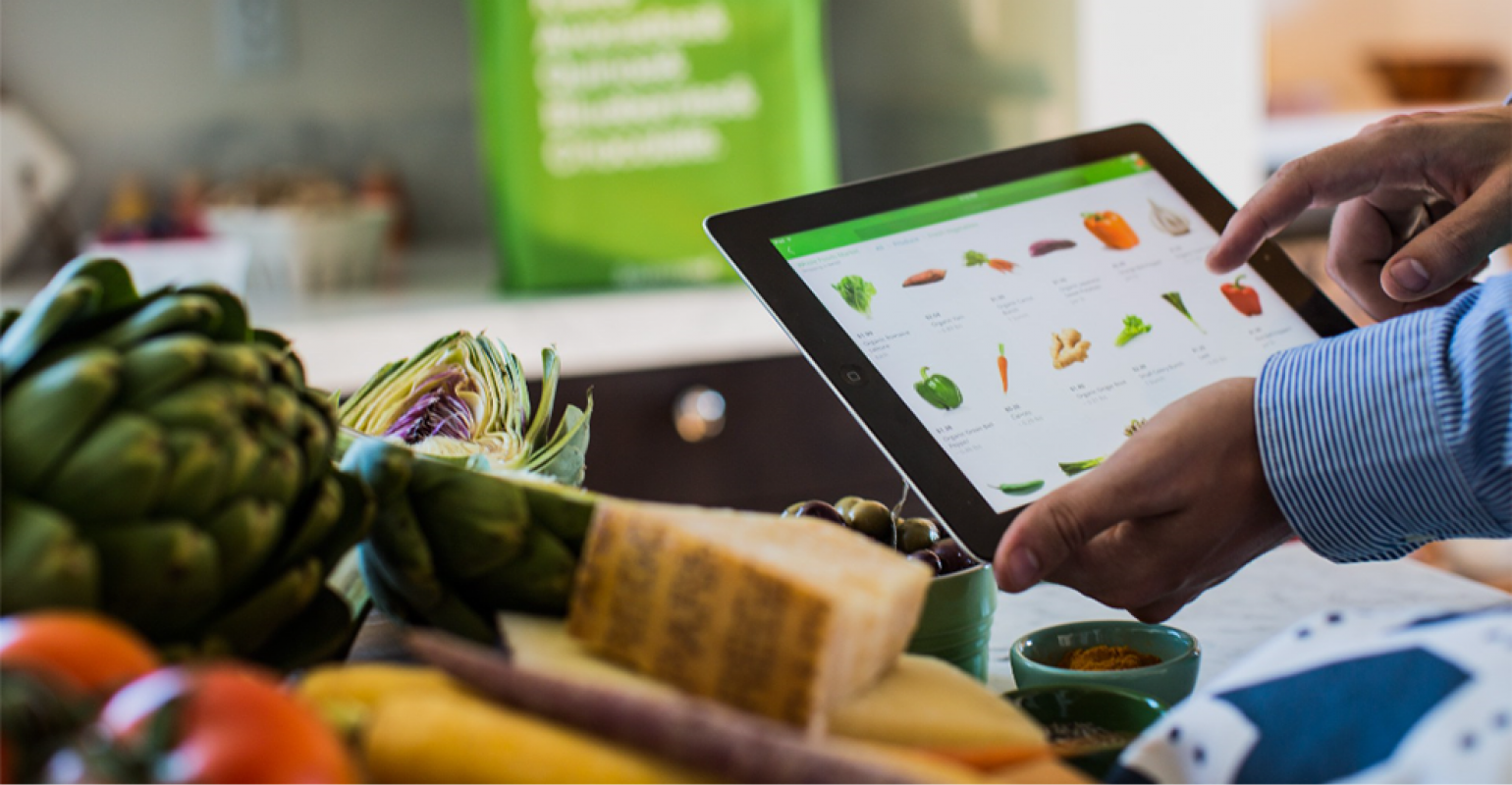 Utilizing the features of Online Vegetables and Meats Shop